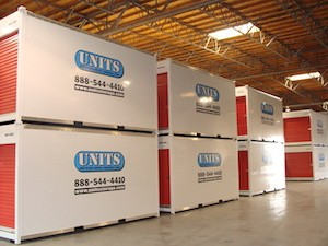 UNITS Sacramento Storage Warehouse