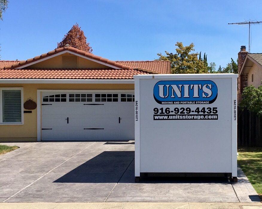 Sacramento Moving Amp Portable Storage Units 916 929 4435
