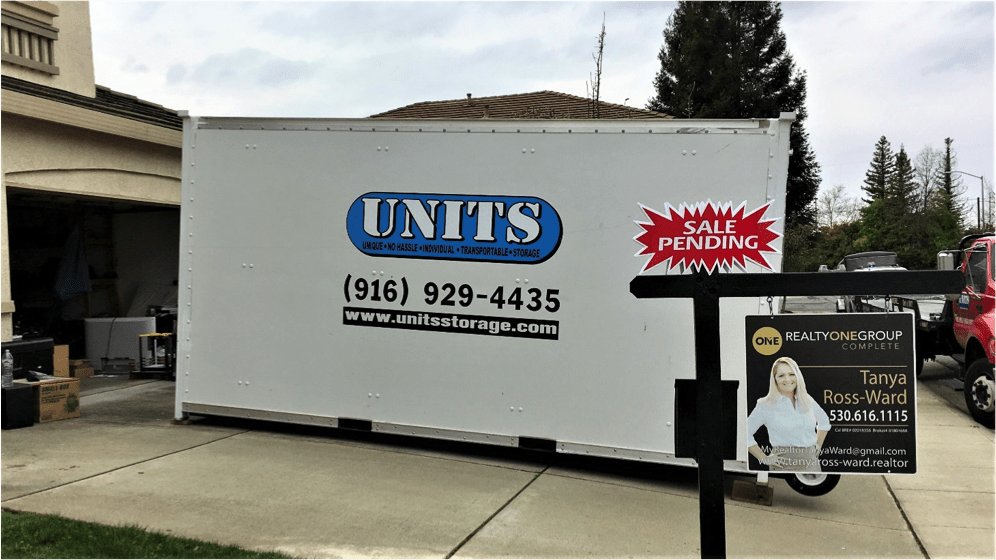 UNITS Storage for Real Estate