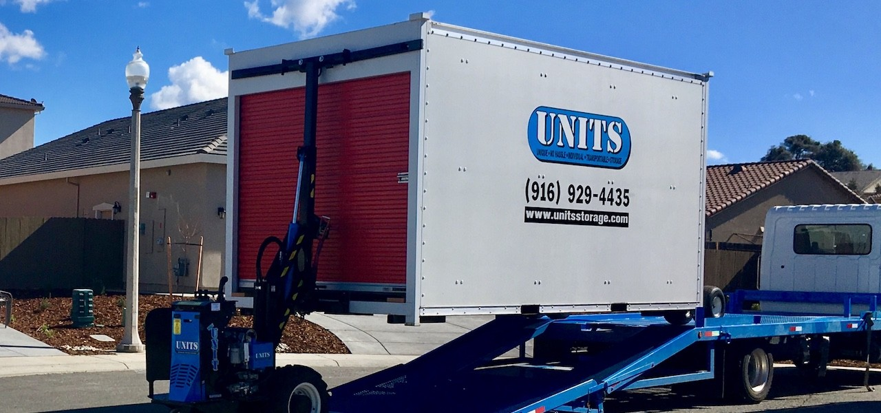 UNITS Robo Delivery Sacramento