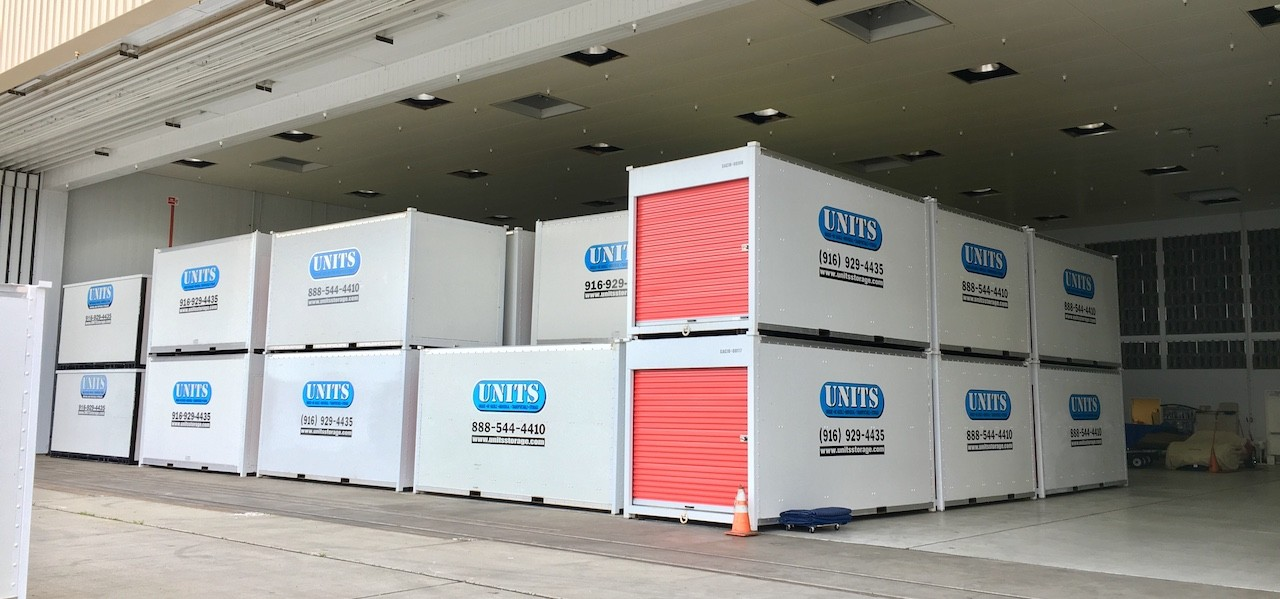 UNITS Sacramento Storage Warehouse