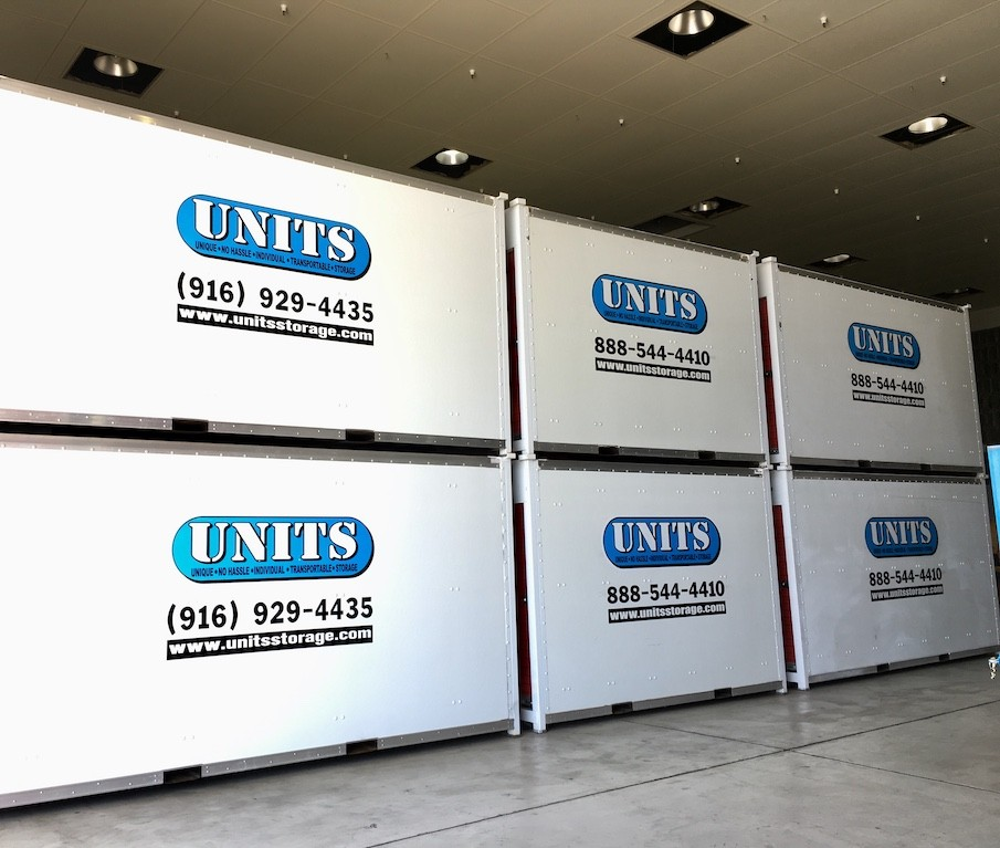 UNITS Warehouse Storage